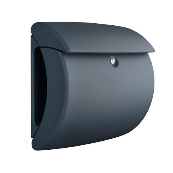 Pearl Kunststoff Briefkasten in Mattlack | BURG-WÄCHTER