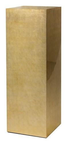 Kunststoff Dekosäule Champagne | Höhe 120 cm