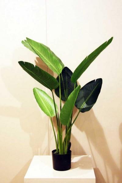 Strelitzia nicolai 120 cm Kunstpflanze