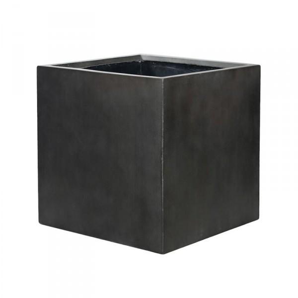 Block Pflanzcube Antique Grey - Eco Ficonstone