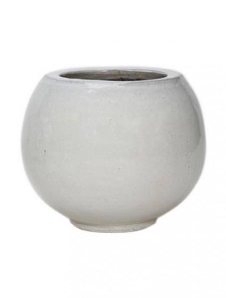 Globe Weiß | De Luxe Keramik 47cm