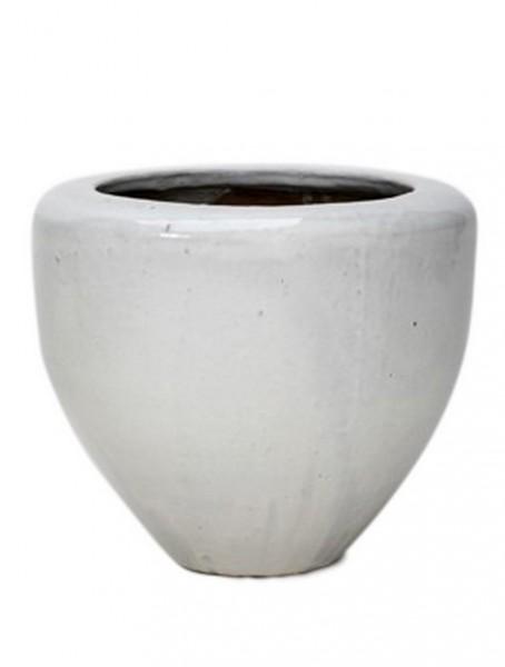 Couple Weiß 41cm De Luxe Keramik