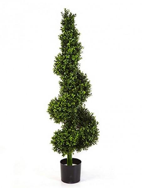 Boxwood  Kunstbuchsbaum Royal Spirale 135 cm