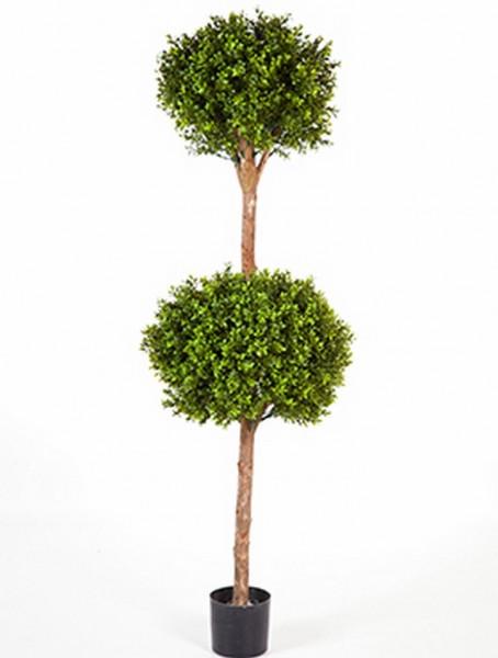 Boxwood doubleball 165 cm - Kunstbuchsbaum