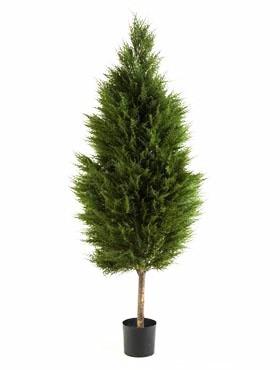 Cypres tree 150 cm | Zypressenbaum Kunstpflanze