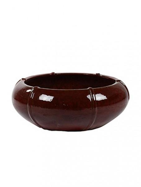 Keramikschale Red Moda 55cm