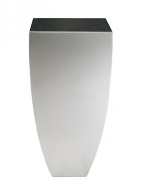 Bellatrix Edelstahl Pflanzvase 80 cm