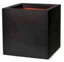 Cube Pflanzkübel | Capi Touch Schwarz