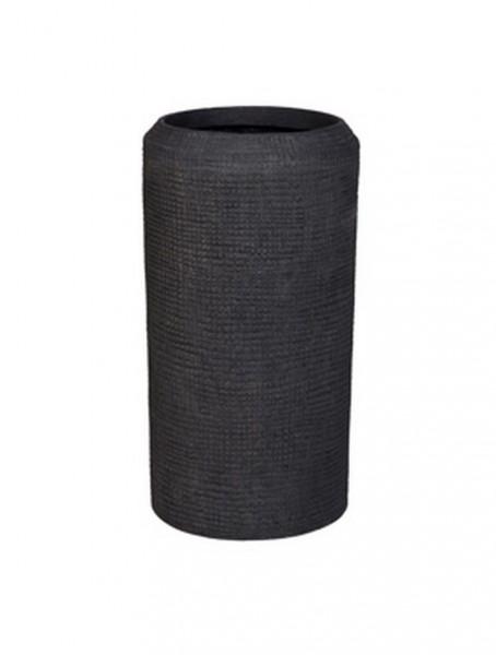 Pflanzsäule Smoke - Polystone Alexi 50 cm
