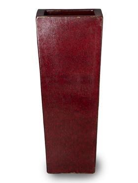 Kubis Vase | Classic Red Keramik
