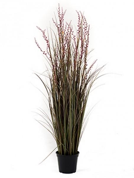 Pepper Gras  | Kunstgras im Plastiktopf 120 cm