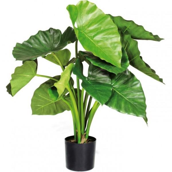 Alocasia calidora - Kunstpflanze 60 cm