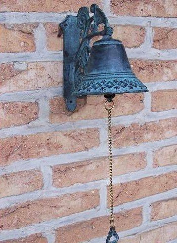 Bronze Glocke | Dekomotiv