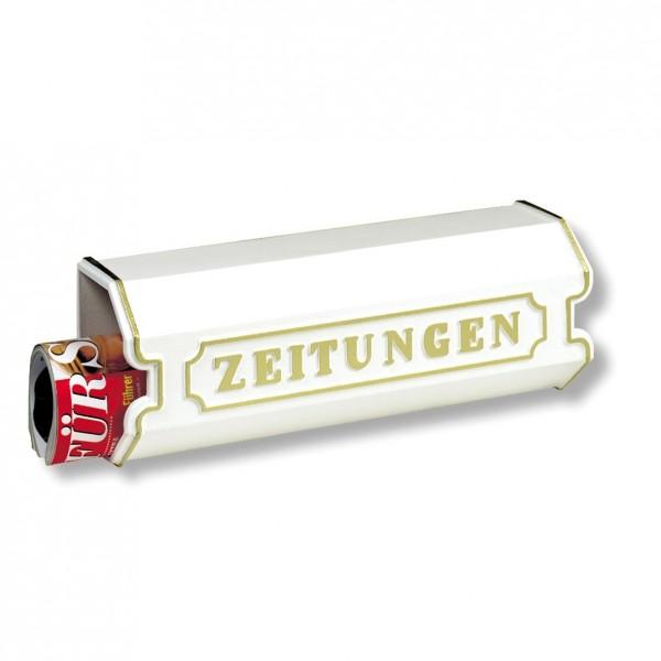 Aluguss-Zeitungsbox | BURG-WÄCHTER