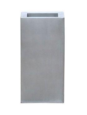 Zink Metallook | Pflanzsäule