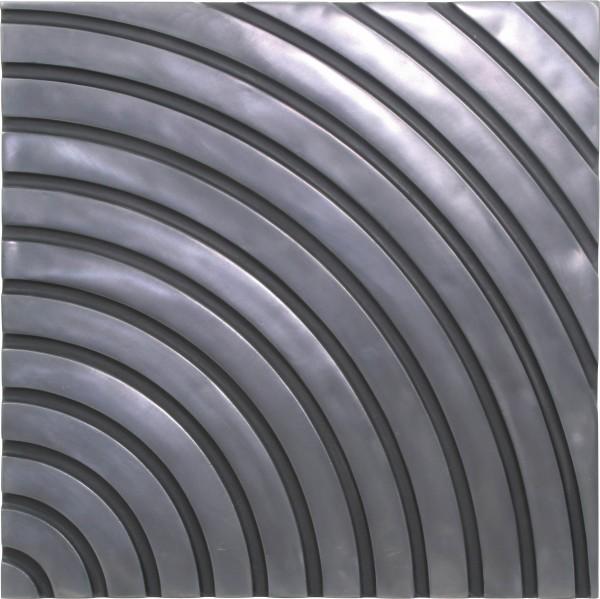 Lines - Bulls Eye Wandbild