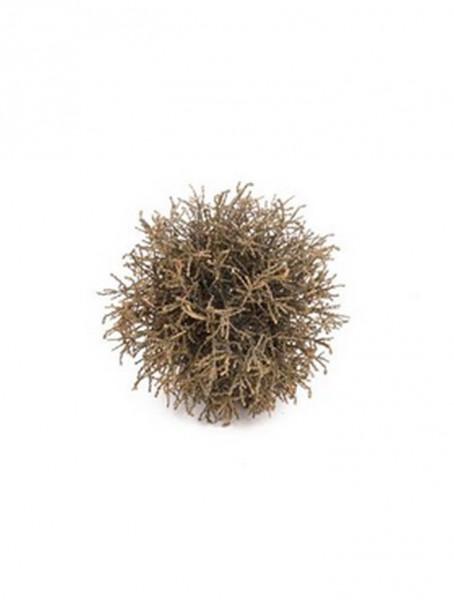 Coral Ball braun 20 cm | künstlicher Korallenbusch