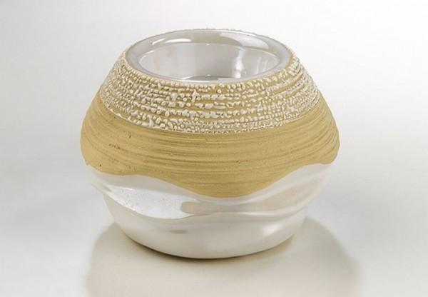 Rock Keramik Teelichthalter | Mare