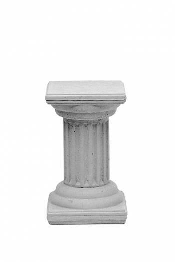 Atenomos-Beton-Sockel-grau