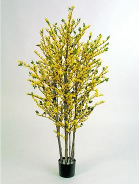 Forsythia - Goldglöckchen Kunstbaum 130 cm