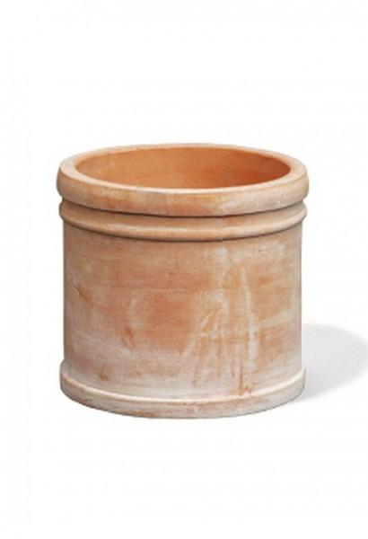 Bordino hoher Zylinder Terracotta Topf 3er Set - Rossini Traditionelle