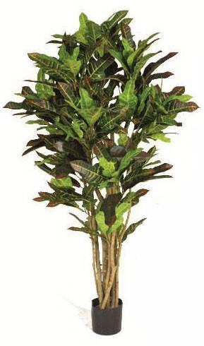 Croton -120 cm Kunstpflanze