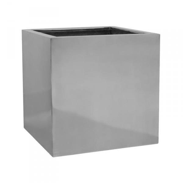 Block Pflanzwürfel - Platinum Collection Silber