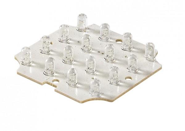 Gardenlights Ledpaneel Einheit GU5.3 mit 16 Einzel-LEDs