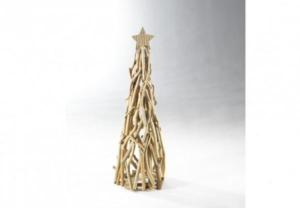 Treibholz Weihnachtsbaum |  Weihnachtsdekoration