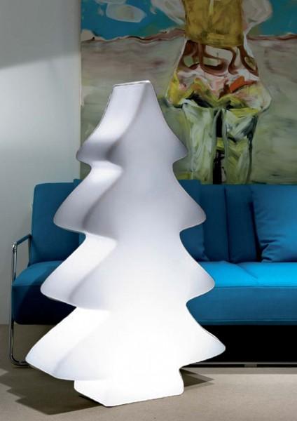 Weihnachtsbaum Plastik Weiß.Lumenio Led Baum Leucht Weihnachtsbaum