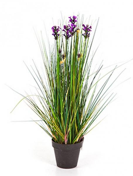 Lavender grass - Lavendel Kunstgras 60 cm