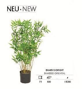 Bambus Orient 75 cm, 2er Set - Kunstpflanze