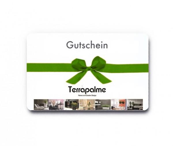 Terrapalme Gutschein