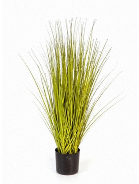 Miscanthus gold grass - Elefantengras Kunstpflanze 85 cm