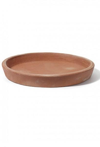 Terracotta Untersetzer rund | TerraDura