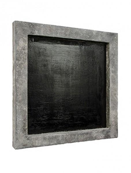 Polystone grey Bilderrahmen 50 x 50 cm
