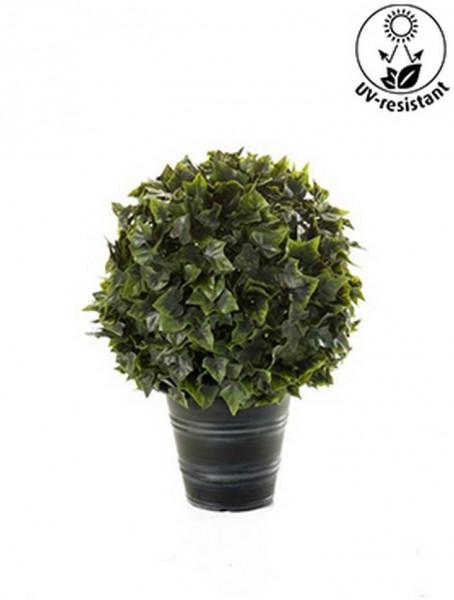 Hedra Ball | Künstliche Efeukugel im Topf 30 cm
