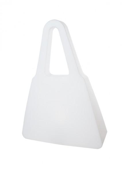 Shining Bag - Handtasche Außenleuchte