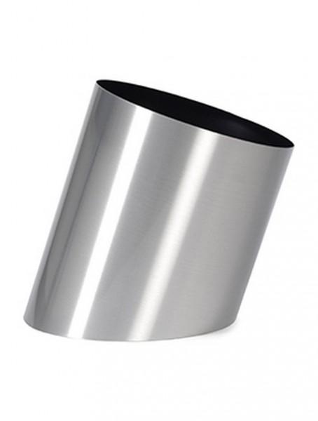 Pisa Pflanzkübel Aluminium gebürstet 41 cm