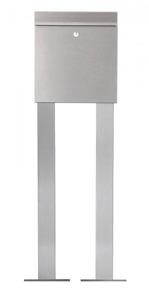 Rechtecksäulen DBF2020 | Freistellung für Max Knobloch Briefkästen