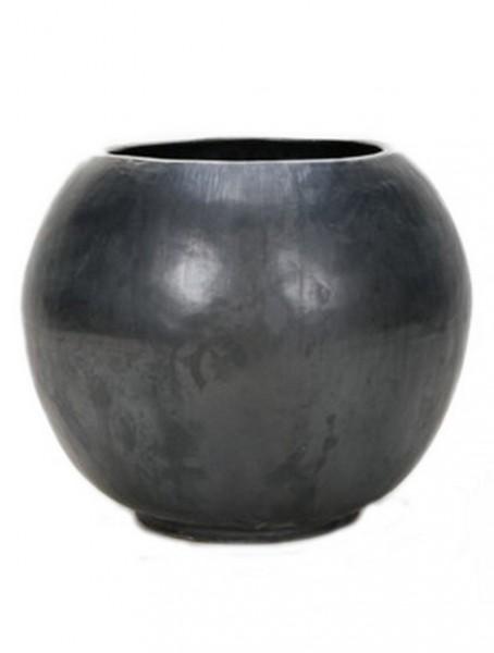 Globe anthrazit   De Luxe Keramik 47cm