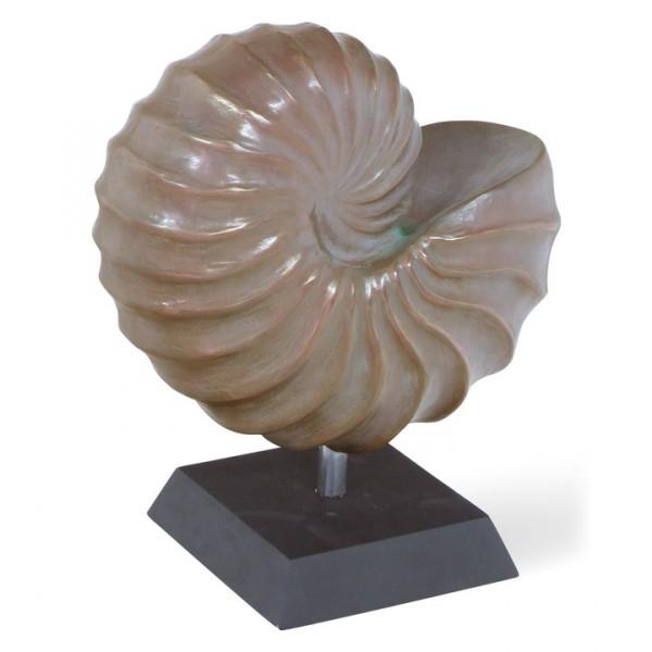 Nautica Sculpture verdigris bronze
