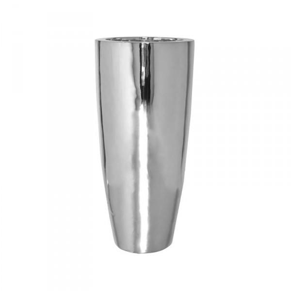 Dax Pflanzvase - Platinum Collection Silber