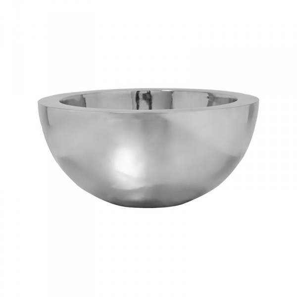 Vic Bowl Pflanzschale - Platinum Collection Silber