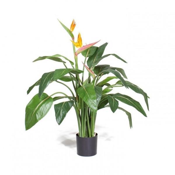 Strelizie / Strelitzia Kunstpflanze 125 cm