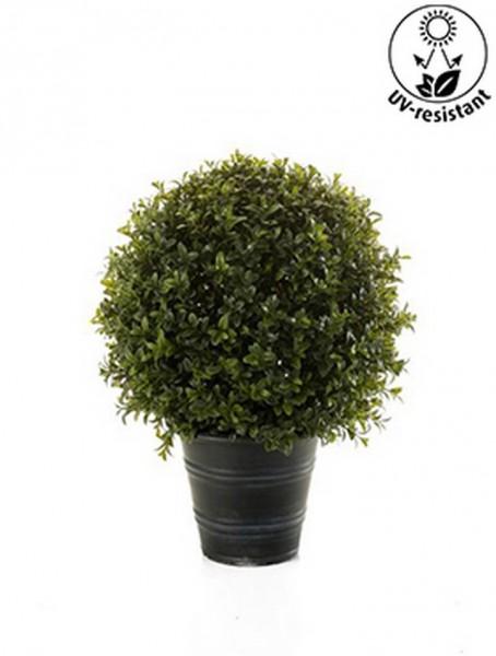 Boxwood Ball | Buxus Kunstpflanze im Topf