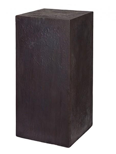 Dekosäule Fiberglas | Alegria Pedestal Amber
