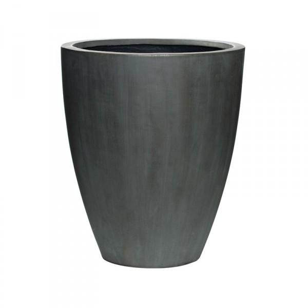 Ben Pflanzkübel Antique Grey - Eco Ficonstone