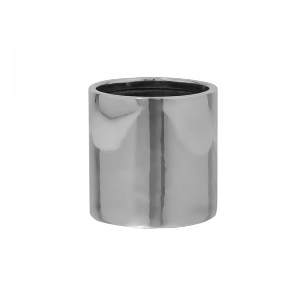 Puk Pflanzkübel - Platinum Collection Silber