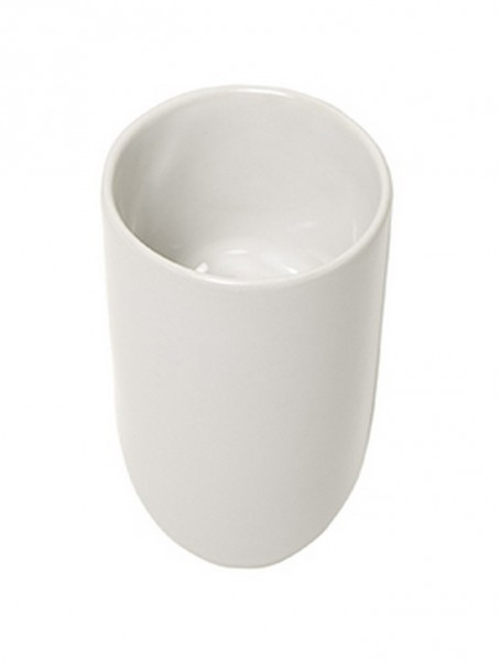 Canon magnet Wandpflanzgefäß | Flowerbox Keramik weiss